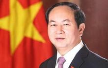 Chủ tịch nước Trần Đại Quang từ trần