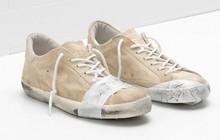 """Golden Goose ra sneaker vừa bẩn vừa dán băng dính chằng chịt, cư dân mạng bức xúc: """"Khác nào chế giễu người nghèo"""""""