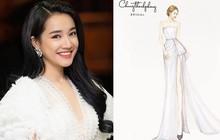 Mẫu váy cưới sắp tới của Nhã Phương tiếp tục được hé lộ, sẽ ôm sát eo và xẻ cao ngút ngàn