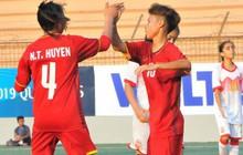 """Việt Nam lại """"đè bẹp"""" đối thủ ở sân chơi châu Á"""