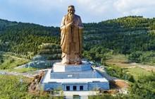 Trung Quốc: Tượng Khổng Tử lớn nhất thế giới chuẩn bị được khánh thành