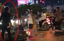 Hà Nội: Va chạm nhẹ trên đường, thanh niên đi SH lao vào tấn công phụ nữ mang thai 8 tháng