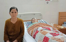 Nước mắt đắng cay của nữ hộ lý bị chồng bạo hành dã man
