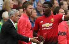 """Mourinho ra """"tối hậu thư"""" cho Pogba"""