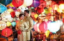 Nghề làm đèn lồng truyền thống ở phố cổ Hội An tất bật những ngày cận Trung thu