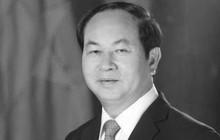 Truyền thông, báo chí quốc tế đồng loạt đăng tin, chia buồn về việc Chủ tịch nước Trần Đại Quang từ trần