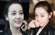 Chênh lệch ảnh photoshop và ảnh thật: Địch Lệ Nhiệt Ba không còn đẹp sắc sảo như trước?