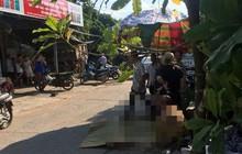 Quảng Ninh: Gã đàn ông đâm hàng xóm tử vong rồi chạy lên đồn công an ngồi