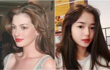 10X xinh đẹp bỗng phải nhận rắc rối từ trên trời rơi xuống chỉ vì được khen giống Anne Hathaway