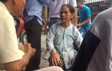 Vụ phát hiện thi thể sau đám cháy dãy trọ gần viện Nhi TW: Người mẹ nhận ra con gái qua chiếc vòng đeo cổ