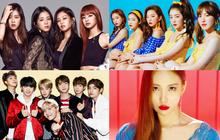 BXH nghệ sĩ hot nhất tháng 9: BTS giữ ngôi vương, SNSD bất ngờ bị Black Pink, TWICE và loạt đàn em vượt mặt
