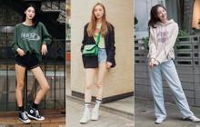 Học hỏi street style thu đẹp mỹ mãn nhưng cực dễ diện từ giới trẻ Hàn để thử ngay khi trời chuyển mát