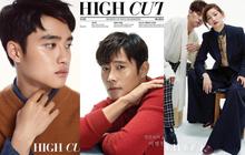 Hình tạp chí khủng nhất: Cặp đôi phim 600 tỉ Lee Byung Hun và Kim Tae Ri tái hợp, mỹ nam EXO vinh dự lộ diện
