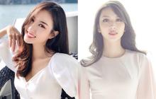 """2 mỹ nhân """"suýt"""" là Hoa hậu Việt Nam 2018: Nàng là bản sao Park Min Young, nàng có câu chuyện buồn rơi nước mắt!"""