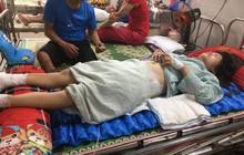 Bị bỏng nặng, da thịt thối rữa, người phụ nữ bị tê liệt chân tay vẫn phải cắn răng chịu đựng vì không đủ tiền nhập viện