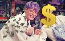 """Bobby (iKON) trêu fan: """"Này em gái, tiền trả lời bình luận của em là 1838430203944883$"""""""