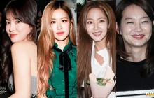 Nhan sắc sao Hàn trước đèn flash: Người đẹp như mơ, kẻ mặt nhăn nhúm như thảm họa