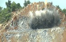 Nổ mìn khai thác đá ở Thừa Thiên - Huế, 1 người chết thảm