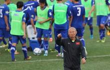 """HLV Park Hang-seo trở lại Việt Nam để chuẩn bị """"săn vàng"""" AFF Cup 2018"""