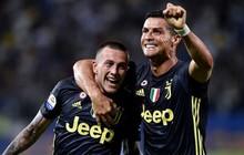 Bỏ sau lưng án phạt Champions League, Ronaldo khai hỏa giúp Juve nối dài mạch thắng