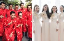 """Những dàn phù dâu, phù rể toàn """"trai xinh gái đẹp"""" khiến đám cưới của sao Việt hot hơn bao giờ hết"""