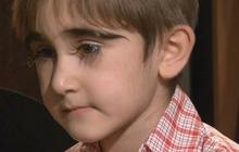 """Sở hữu hàng mi """"dài bất tận"""" tới khó tin, cậu bé 11 tuổi chính thức được ghi danh vào sách kỷ lục nước Nga"""