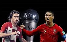 Lễ trao giải The Best 2018: FIFA ngầm ám chỉ Luka Modric thắng cuộc?