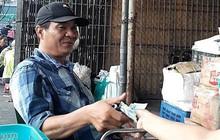 """Ban quản lý chợ Long Biên: """"Chợ hoạt động thế này không có gì mà bảo kê cả"""""""