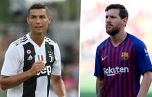 """""""Messi, Ronaldo thiếu tôn trọng khi vắng mặt ở Gala The Best"""""""