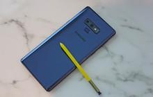 Tạp chí tiêu dùng hàng đầu thế giới đánh giá Galaxy Note9 là smartphone tốt nhất hiện tại