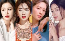 """Top mỹ nhân hàng đầu xứ Hàn: Khi 2 """"tường thành"""" chỉ cao mét rưỡi nhưng vượt xa các minh tinh mét 7"""