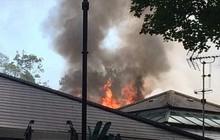 Cháy lớn tại một trung tâm giải trí ở thủ đô London, Anh
