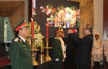Lễ viếng Chủ tịch nước Trần Đại Quang tại TP HCM