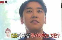 Hóa ra nỗi sợ của G-Dragon là bị em út Seungri... vượt mặt!