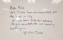 Câu chuyện trớ trêu: Giáo viên bị nhà trường đuổi việc vì cho học sinh điểm 0