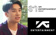 Vốn là đối thủ không đội trời chung, Seungri (Big Bang) bất ngờ tiết lộ lý do chứng tỏ YG tốt hơn SM