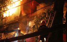 """Khởi tố hình sự vụ cháy dãy trọ nhà ông Hiệp """"khùng"""" gần viện Nhi Trung ương"""
