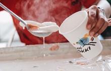 Sài Gòn: Hội không ăn cay rất thích điều này - xuất hiện tokbokki sữa cực lạ miệng nhé!