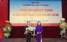Đại Học Y Hà Nội có tân Hiệu trưởng, sắp xây cơ sở 2 ở Hà Nam