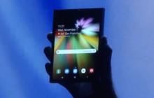 Samsung sẽ ra mắt smartphone màn hình gập vào tháng 3/2019 với mức giá cao ngất