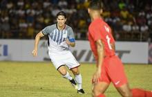 Thủ môn đẳng cấp Ngoại hạng Anh giúp Philippines hạ Singapore ở trận ra quân AFF Cup 2018