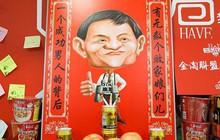 Jack Ma trở thành thần Tài hiện đại của Trung Quốc, được dân thờ cúng như thật!