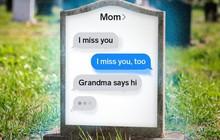 Mất đi bạn thân vì tai nạn, hai anh chàng này quyết lập một con chatbot để giúp trò chuyện với người chết