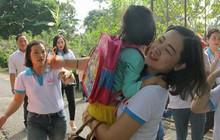 Hai chị em bị bỏ rơi trong chùa: Người mẹ quay lại nói nguyên nhân bỏ con