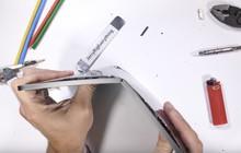 Thử độ bền iPad Pro mới: mặt lưng dễ xước, bẻ làm đôi một cách dễ dàng