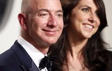 Ông chủ Amazon Jeff Bezos cưới vợ chỉ sau 6 tháng quen biết nhưng hạnh phúc không ai bằng