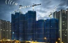 [Ảnh] Ấn tượng với cách người Hồng Kông xây dựng những tòa nhà chọc trời chỉ với giàn giáo bằng tre