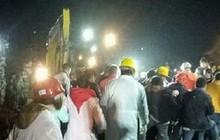 Lở đất ở Trung Quốc, 12 người bị mắc kẹt