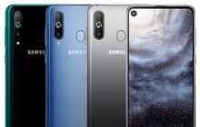 Samsung ra mắt Galaxy A8s: Smartphone màn hình đục lỗ đầu tiên trên thế giới, 3 camera sau, chip Snapdragon 710, loại bỏ jack 3.5mm