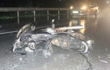 Truy tìm xe ô tô gây tai nạn liên hoàn trong đêm rồi bỏ trốn khỏi hiện trường